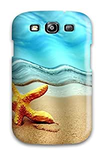 Durable Protector Case Cover With Fish For Android Hot Design For Galaxy S3