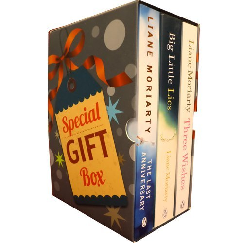 Liane Moriarty 3 Books Bundle Collection Gift Wrapped Slipcase