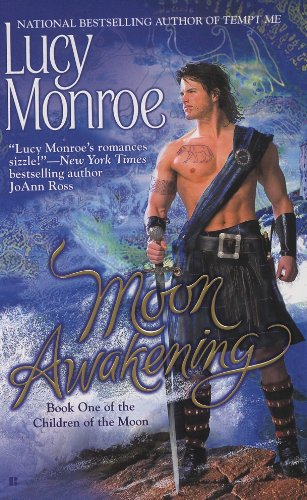 Moon Awakening (A Children of the Moon Novel Book 1)
