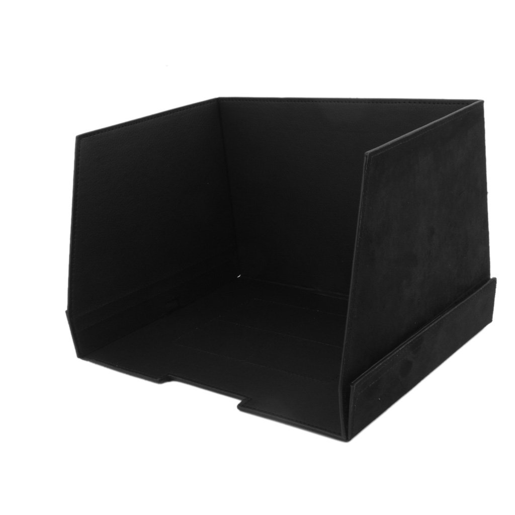 Monitor Parasole Pieghevole Cappuccio Ombra Sole Da 9.7 Pollici Per DJI Ispirare 1 Nera Generic STK0114013748