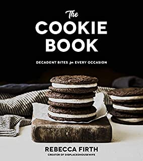 Book Cover: The Cookie Book: Decadent Bites for Every Occasion