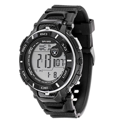 Oakland Raiders Mens Watch - 9