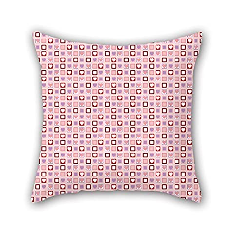 PILLO Pillowcover Of Geometry,for Drawing Room,lounge,girls,festival,indoor,bar 16 X 16 Inches / 40 By 40 Cm(both - Sox Melamine Bowl