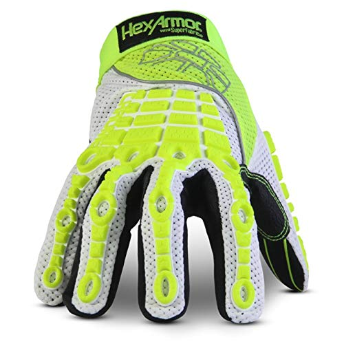 HexArmor Chrome Series 4030 Cut Resistant Breathable Summer Work Gloves