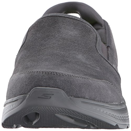 Skechers Men's Go Walk 4 Deliver Walking Shoe Charcoal fashionable clearance store cheap price fashionable online H7jxVTnQ