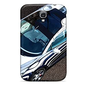 Sanp On Case Cover Protector For Galaxy S4 (bugatti Veyron Grand Sport Lor Blanc 2011)