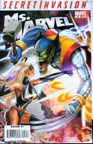 Download Ms Marvel #28 Secret Invasion Tie-In PDF
