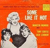 SOME LIKE IT HOT (ORIGINAL SOUNDTRACK LP, 1959)