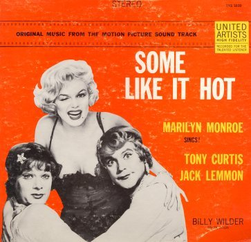 (SOME LIKE IT HOT (ORIGINAL SOUNDTRACK LP, 1959) )