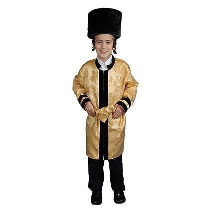 Dress up America Disfraz de Gran rabino judío para niños ...
