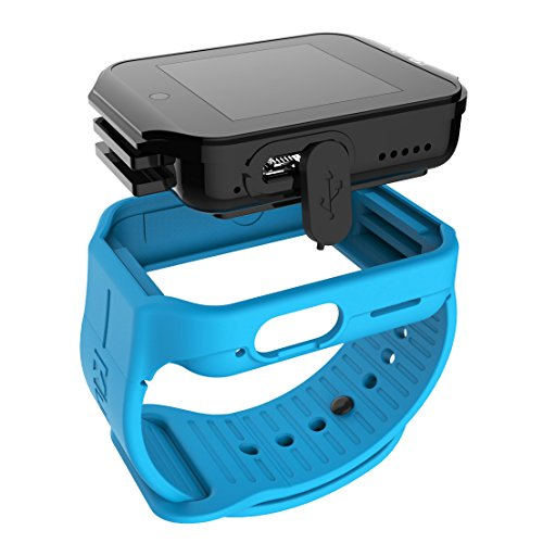 KD Interactive Kurio Watch 2.0+ The Ultimate Smartwatch Built for Kids with 2 Bands, Blue and Color Change by KD Interactive (Image #4)