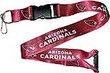 NFL Arizona Cardinals Team Lanyard, Red