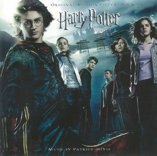 Harry Potter & Goblet of Fire / O.S.T. (Harry Potter And The Goblet Of Fire Music)