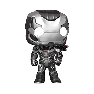 Funko Pop! Marvel: Avengers Endgame - War Machine, Multicolor: Toys & Games