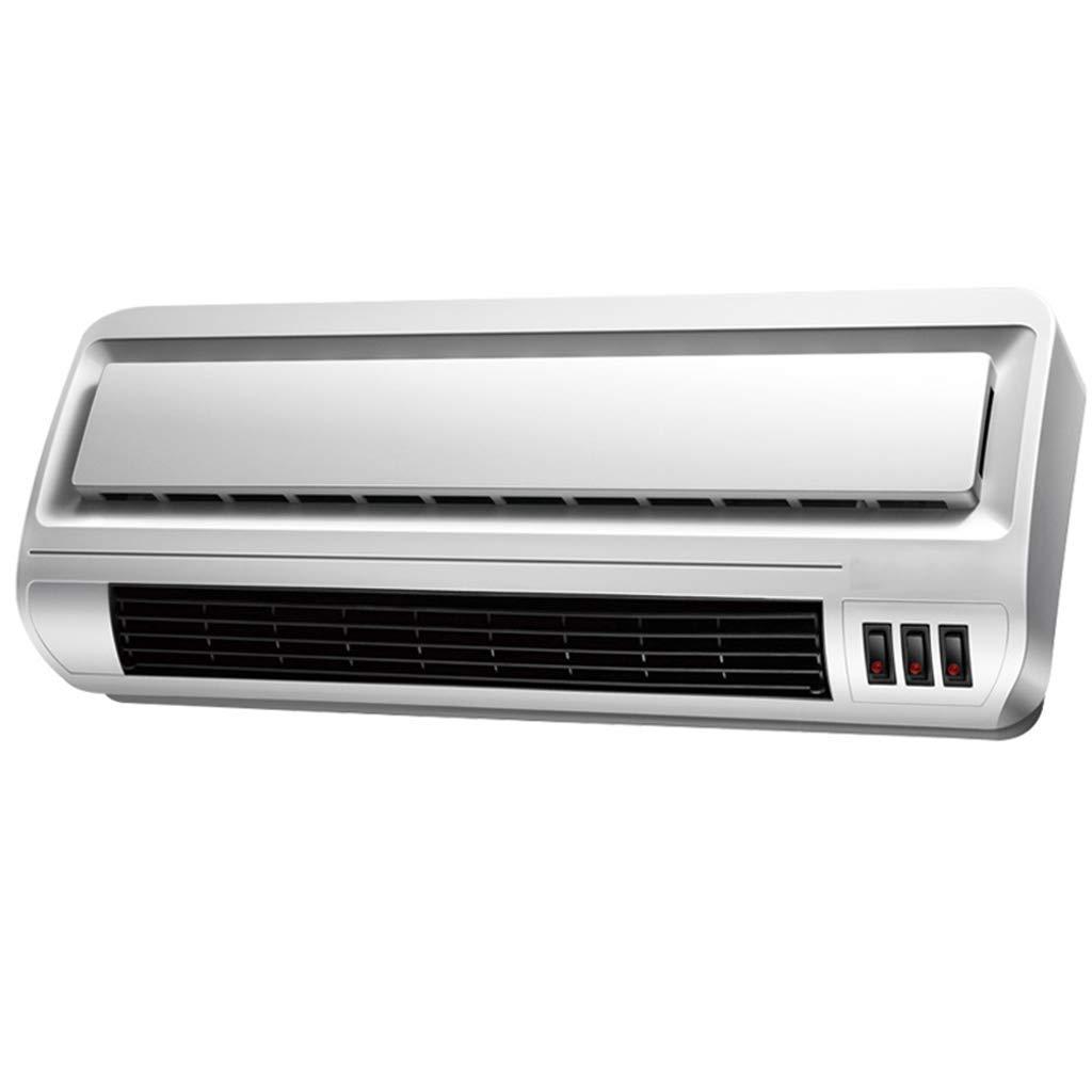 Acquisto HPTC Riscaldatore a Parete Ventola Riscaldamento a Caldo Aria condizionata Ventilatore Riscaldamento Elettrico Camera da Letto Bagno Doppio Uso Piccolo risCaldatore Elettrico Prezzi offerte