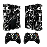 Designer Skin for XBOX 360 SLIM System & Remote Controllers -Reaper Review