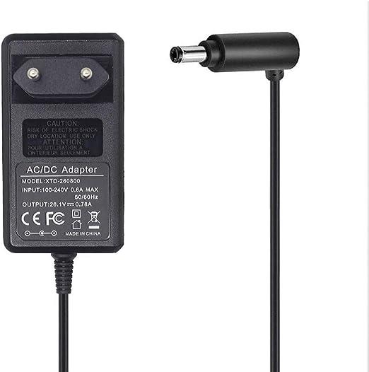 SMILEQ Cargador de vacío Enchufe del Cable del Cargador de batería ...