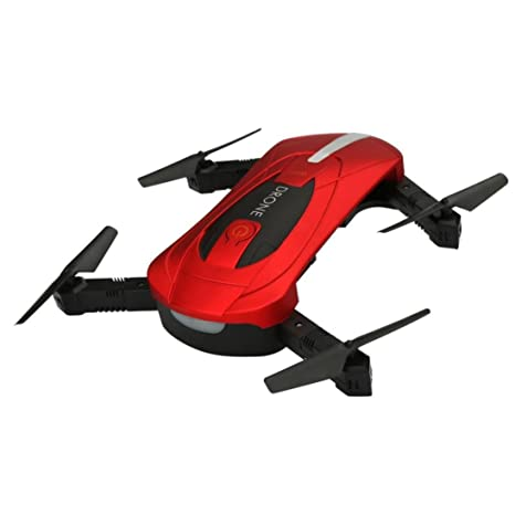 RC Quadcopter WiFi FPV Drone, Gyro 2,4 G altitud Hold [RC Drones ...