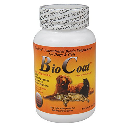 Nickers Bio Coat Concentrated Biotin Supplement