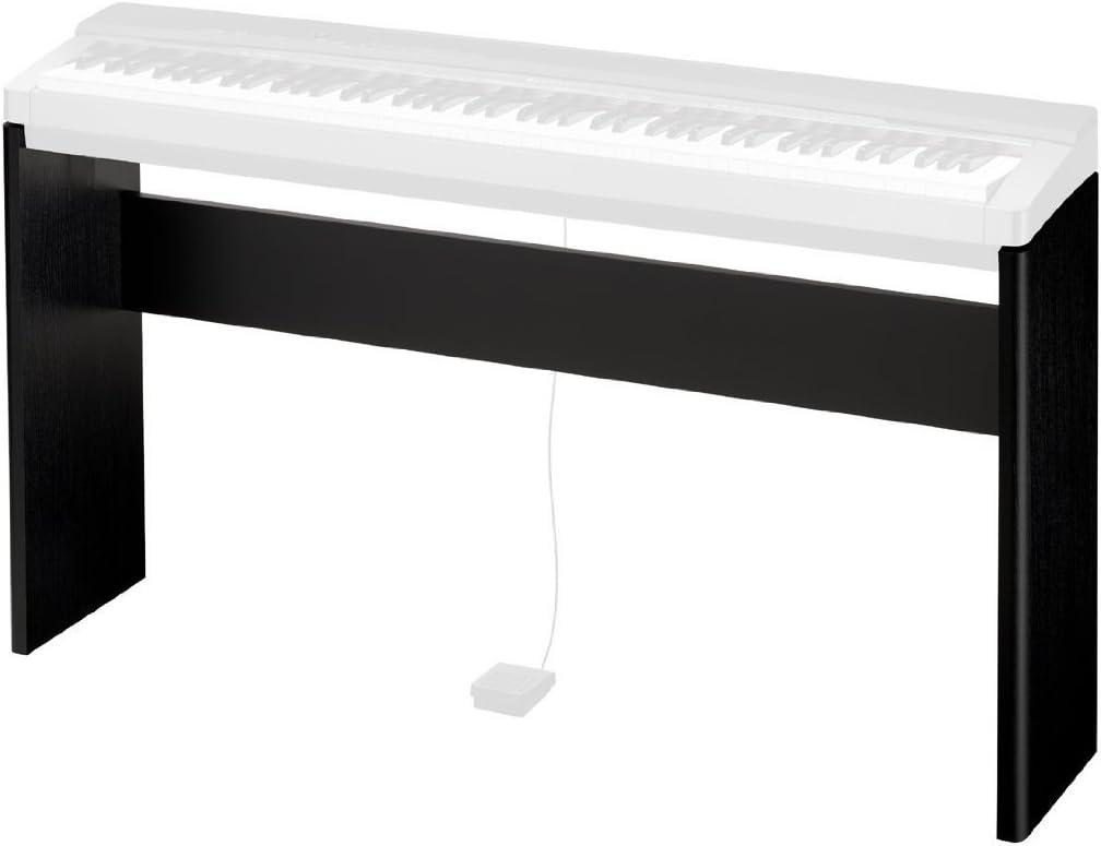 Casio CS-67PBKC5 - Soporte para teclado electrónico - Casio: Soporte teclado CS 67 BK