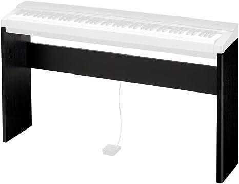 Casio CS-67PBKC5 - Soporte para teclado electrónico - Casio: Soporte teclado CS 67 BK: Amazon.es: Instrumentos musicales