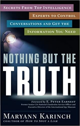 Nothing But The Truth Book