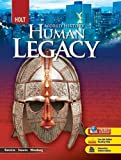 World History: Human Legacy: Homeschool Package