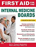 img - for First Aid for the Internal Medicine Boards, Fourth Edition book / textbook / text book
