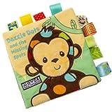 MAZIMARK--Animal Puzzle Cloth Book Baby Infant Newborn Kids Child Cognize Development Toys