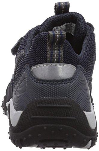 Superfit SPORT4 Jungen Sneakers Blau (OCEAN KOMBI 81)