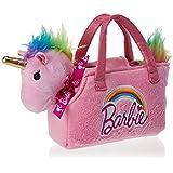 Unicórnio na Bolsinha Dream Topia, Barbie, Rosa