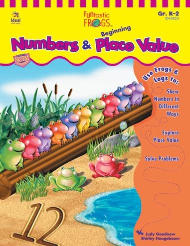 Funtastic Frogs(tm) Numbers and Beginning Place ()