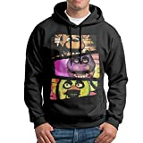 Five Nights At Freddy Men's Funny Hoodies Sweatshirts