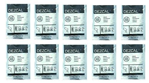 Urnex Dezcal 5 Pack (10 Pack)