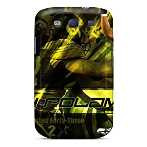 Luoxunmobile333 Cases Covers Protector Specially Made For Galaxy S3 Pittsburgh Steelers