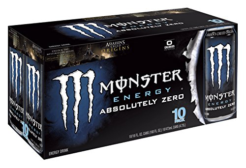 10 pack of monster energy drinks - 1