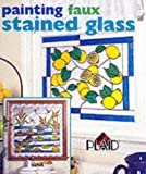 faux stained glass patterns Painting Faux Stained Glass