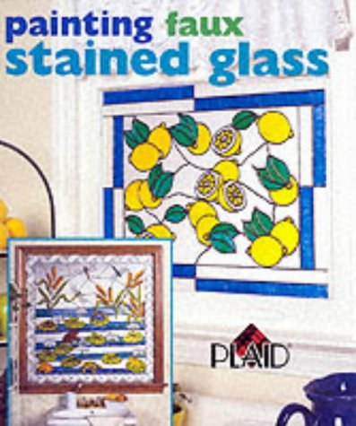 Painting Faux Stained Glass ()