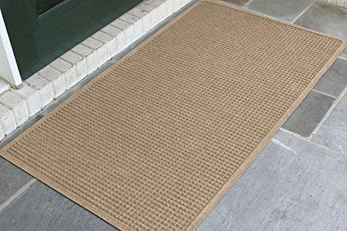 WaterHog Fashion Commercial-Grade Entrance Mat, Indoor/Outdoor Charcoal Floor Mat 5