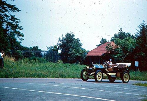 Simplex Print (1908 1909 ? Simplex Touring Photo Larz Anderson)