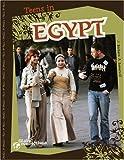 Teens in Egypt, Barbara A. Somervill, 0756532949