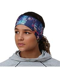 Print Headband | Ear Warmer and Ponytail Headband for Women - 8 Patterns