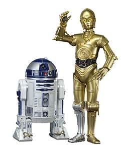 [Import Anglais]Star Wars - 1/10th Scale C3-PO & R2-D2 Artfx Statue