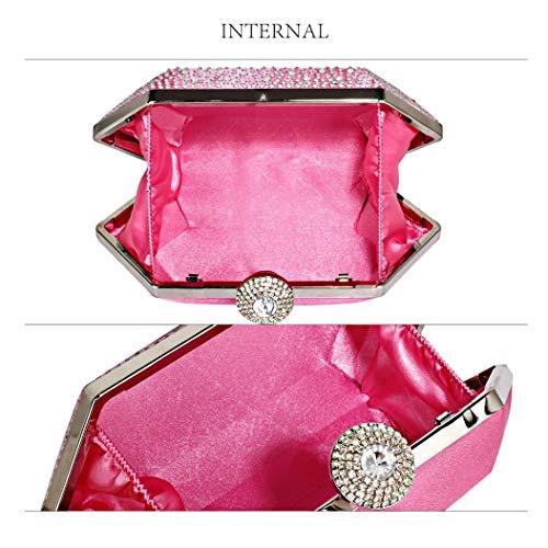 Rose Femme M Pour Anna Grace Pochette xqZ0wA04R