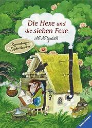 Ravensburger Kinderklassiker: Die Hexe und die sieben Fexe