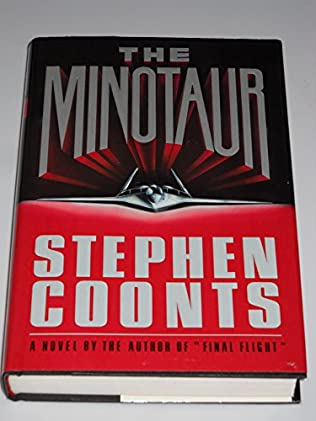book cover of The Minotaur