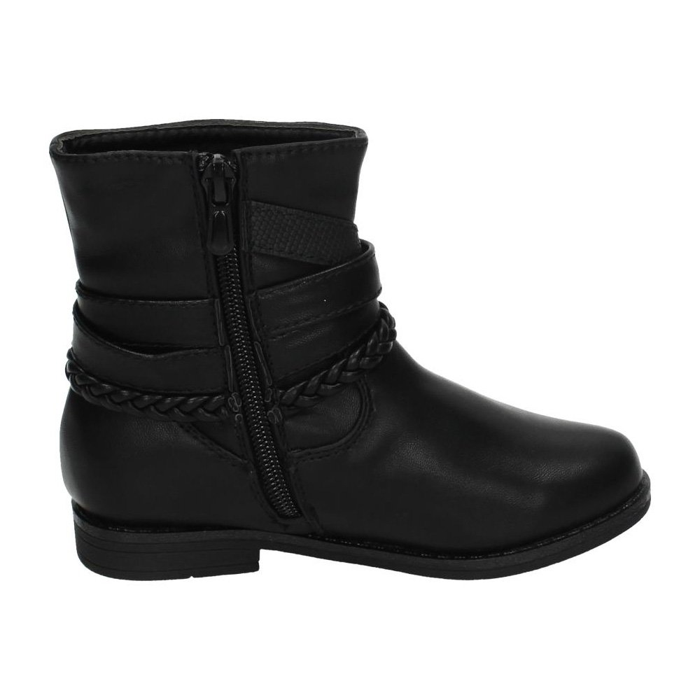 2d16bb7d3 BONINO BT2315A-12 Botin CAMPERO Negros NIÑA Botas-Botines Negro 26   Amazon.es  Zapatos y complementos