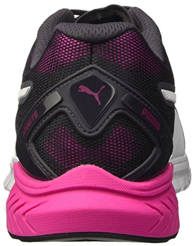 Women's Ignite Glo Shoes Periscope Running Dual Pink Puma Grau w4qBzw