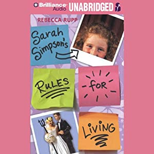 Sarah Simpson's Rules for Living Audiobook