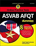 img - for ASVAB AFQT For Dummies: With Online Practice Tests book / textbook / text book